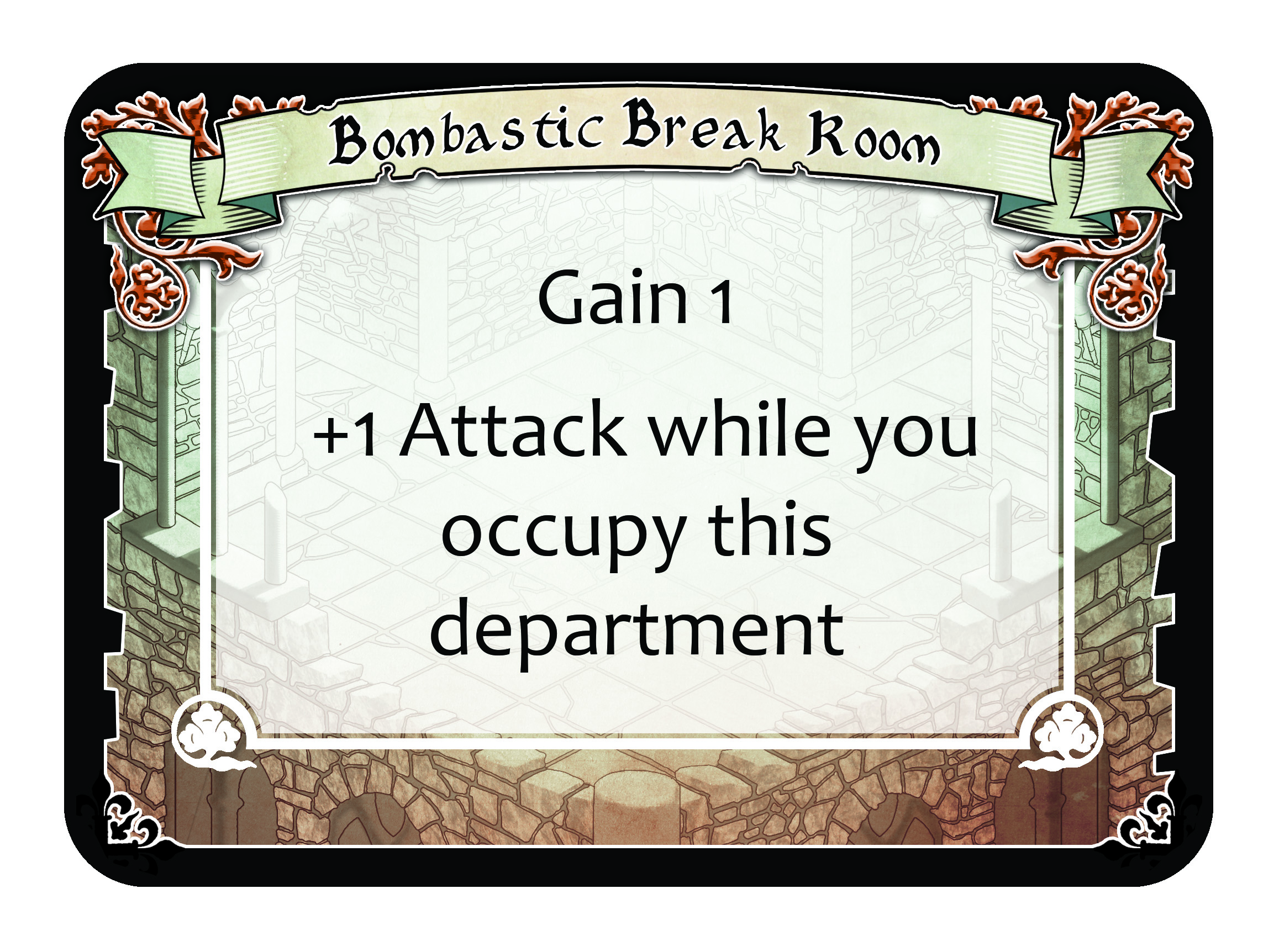 RANDOM - Bombastic Break Room