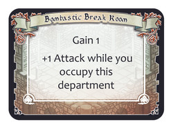 RANDOM - Bombastic Break Room