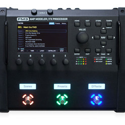 FRACTAL AUDIO SYSTEMSからフロアタイプのマルチエフェクター『FM3』が発売!!