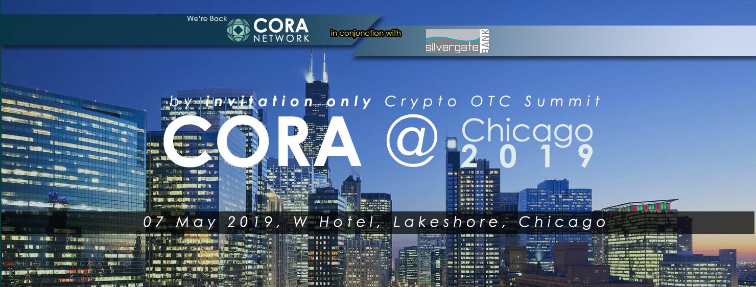 CORA @ Chicago 2019