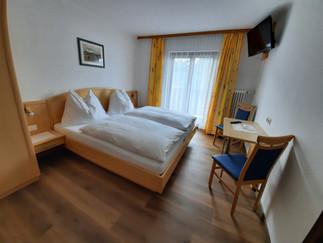 Zimmer in der Pension Aberger