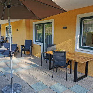 Unsere Appartements bieten Balkon oder Terrasse