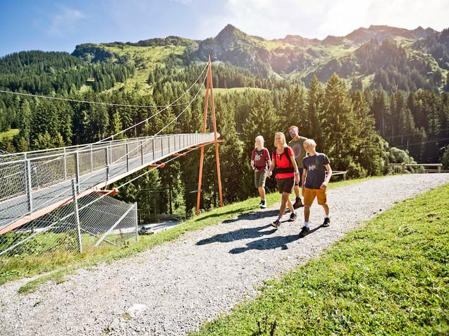Der Sommer in Saalbach