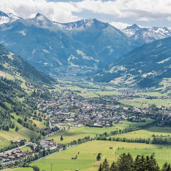 Panorama Bad Hofgastein  (c) Gasteinerta