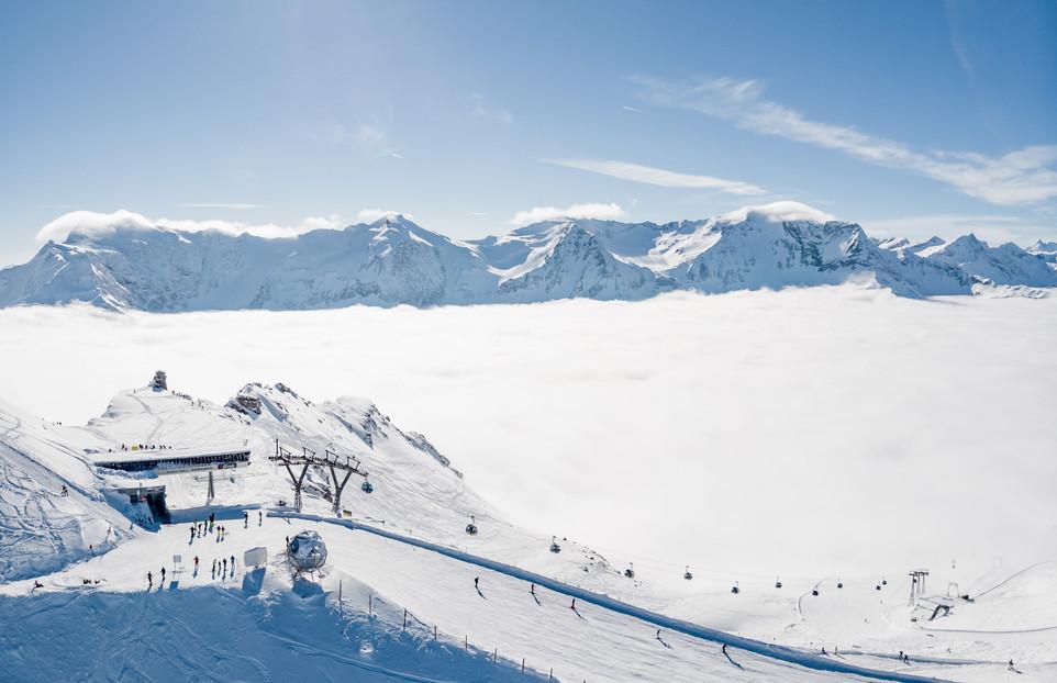 Winterlandschaft in Gastein (c) Gasteine
