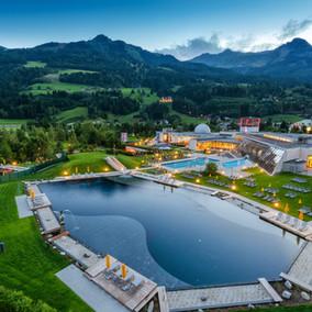 Thermalwasser Badeseen (c) Alpentherme G