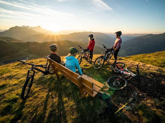 Biken in Saalbach Hinterglemm