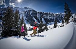 Schneeschuh-Wandern (1)