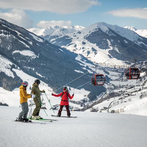 Skiurlaub im Home of lässig