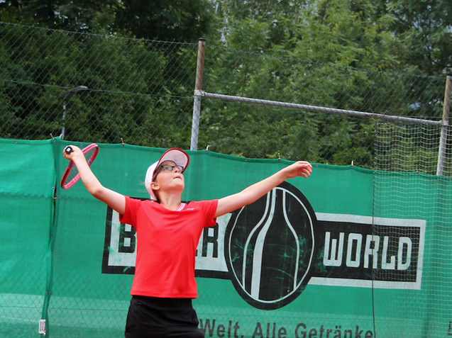 Tennis in Saalbach