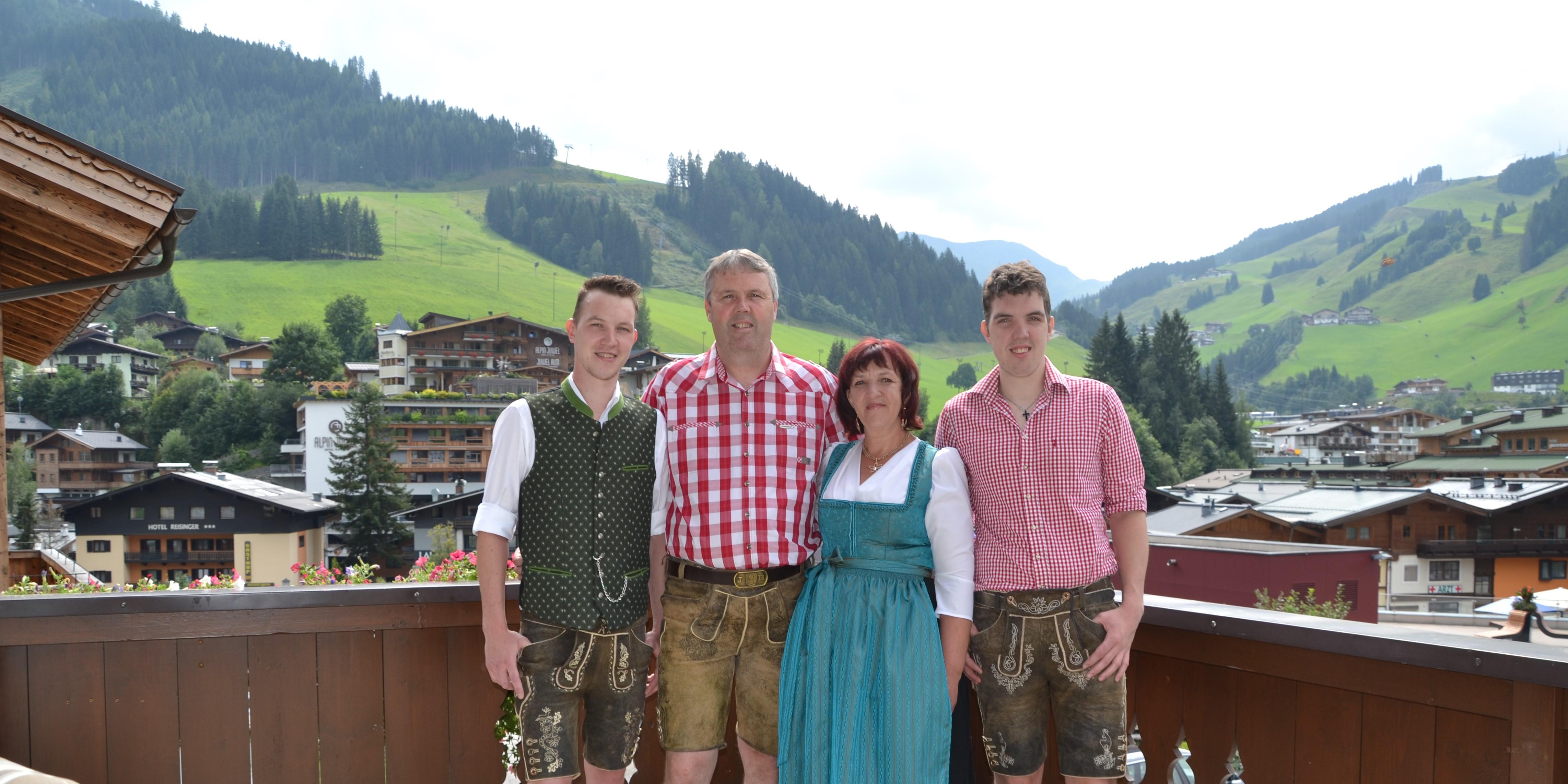 Familie Bründl
