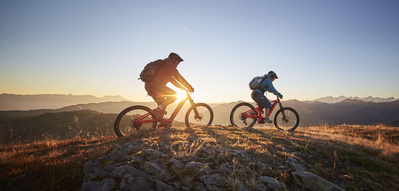 Mountainbiken in Saalbach Hinterglemm