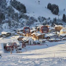 Winterurlaub in Saalbach