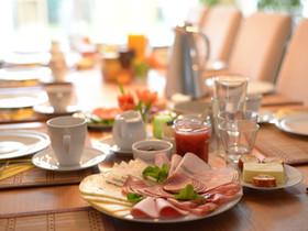 Frühstück im Haus Bründl