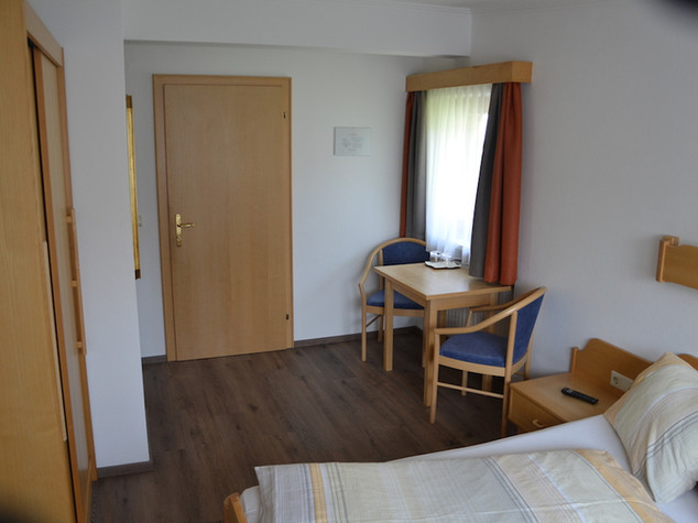 Zimmer im Haus Bründl
