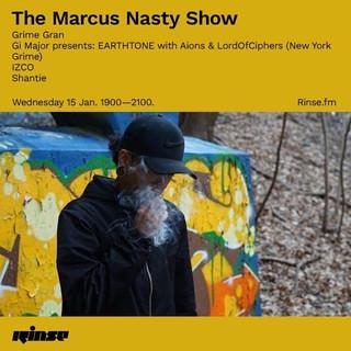 Rinse FM Marcus Nasty