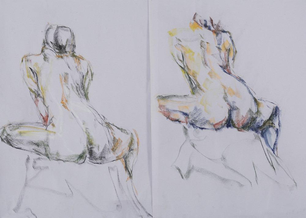 Nude Drawing I