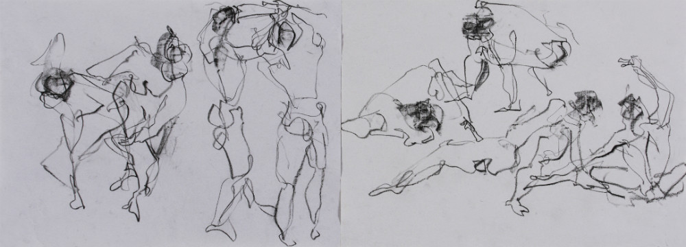 Gesture Drawing I