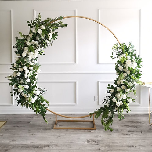 Green Garden Arch