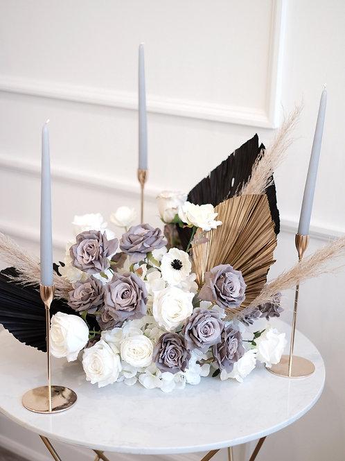 Black Pearl (Silk Floral)
