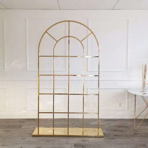 Athena French Door Arch