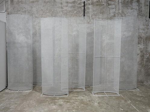 White Metal Panels