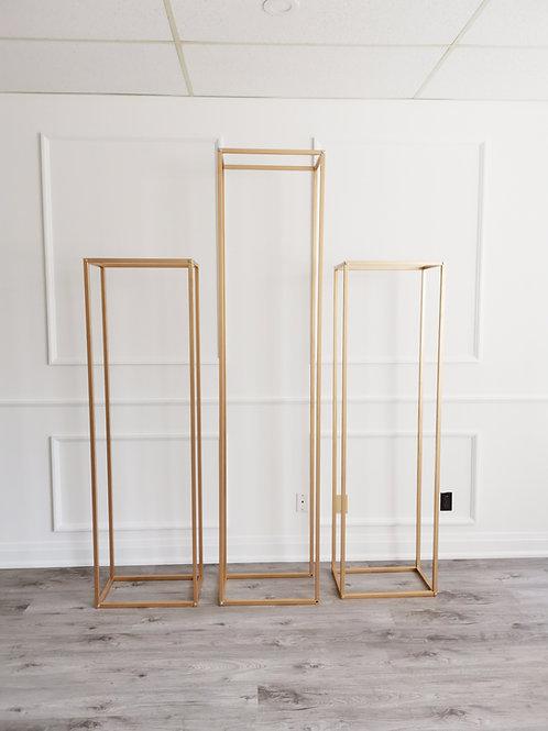 Gloss Golden Frames