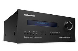 AudioControl Concert AVR-9 receivers