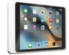 Eve fra Basalte er den ultimate iPad-rammen for iPad eller iPod og gjør den til en fantastisk berøringsskjerm på veggen, samtidig som den ivaretar designen.