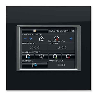Electron 3025 Touch panel for KNX for smart hus