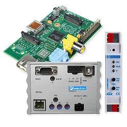 KNX system-komponent grensesnitt fra Eelectron