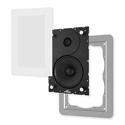 Garvan høyttalere kan felles inn i vegg både innendørs og utendørs