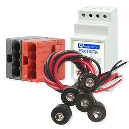KNX tilbehør fra Eelectron. KNX wago connector, KNX Bus cabel