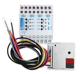 KNX Markise/persienne-kontrol fra Eelectron