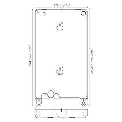 iPad docking Eve Pro for iPad Pro 10.5 fra Basalte