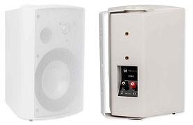 OD-62W fra tdg audio er en utendørs høyttaler for montering på vegg. XTS ™ Høyttaleren har XTS utendørs behandling som beskytter mot regn og fukt. Livstidsgaranti
