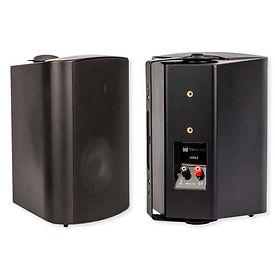 OD-62B fra tdg audio er en utendørshøyttaler for montering på vegg. XTS ™ Høyttaleren har XTS utendørs behandling som beskytter mot regn og fukt. Livstidsgaranti