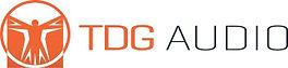 TDG Audio logo for siden forsterkere fra TDG Audio