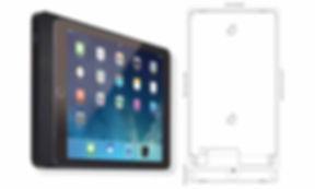 """Eve Pro 9.7"""" for iPad  Pro 9.7"""" fra Basalte"""
