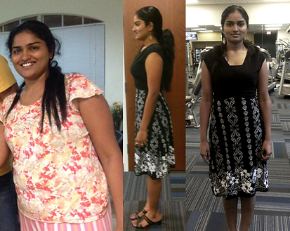 How I Went From 85kg to 54kg in 2 Months