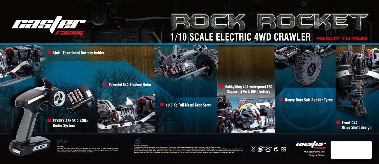 Rock Rocket-3