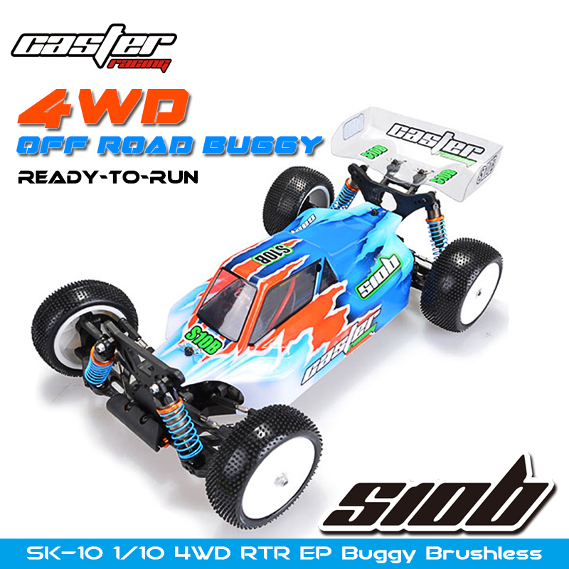 S10B 4WD RTR Buggy
