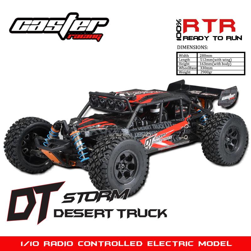 Storm Desert Truck