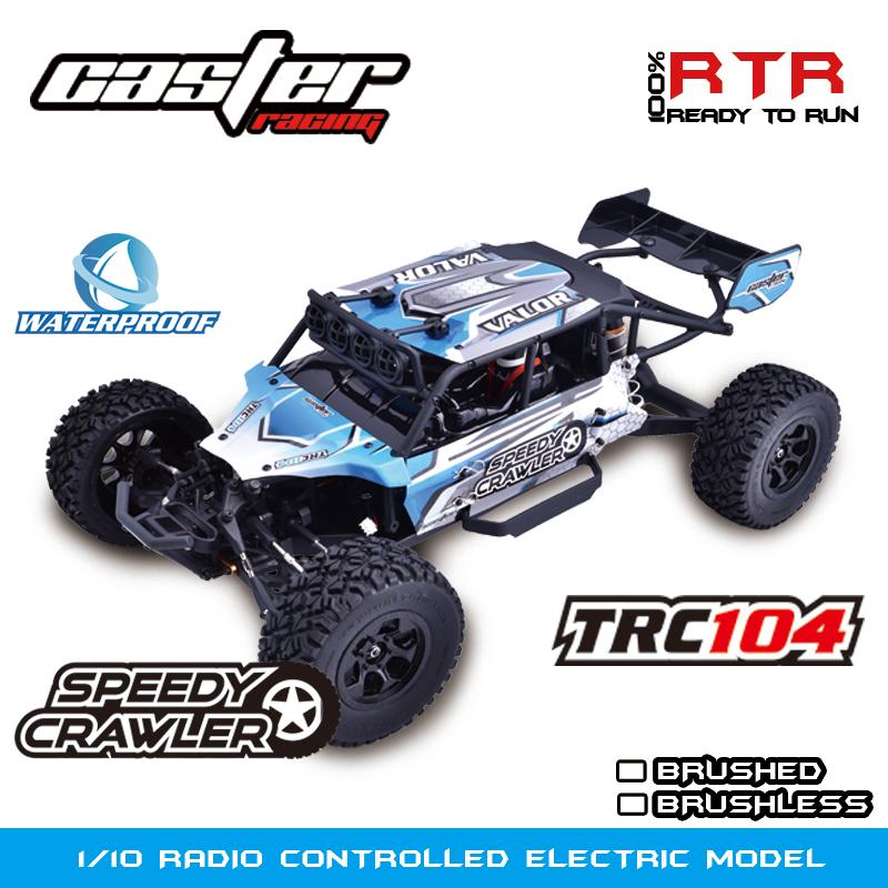 TRC104 4WD Speed Crawler