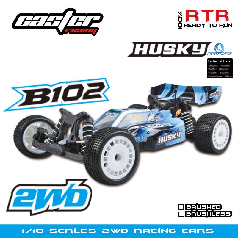 2WD Husky Buggy