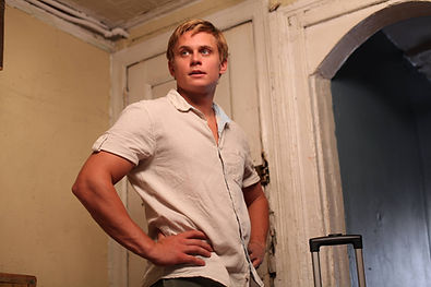 Billy Magnussen in Surviving Family