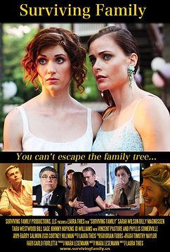 Surviving Family movie poste