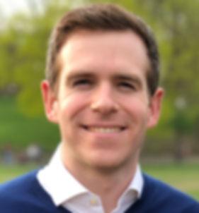 Daniel Comeaux Headshot