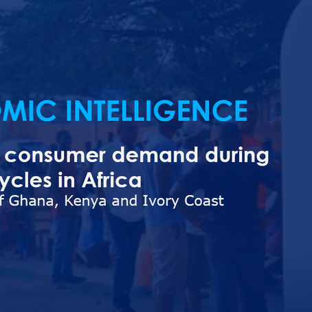 Predicting consumer demand during election cycles in Africa