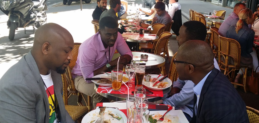 African entrepreneurs in Paris (Afrobytes)
